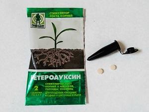 гетероауксин стимулятор роста корней