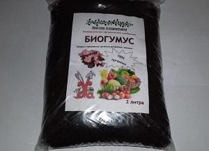 правила применения биогумуса