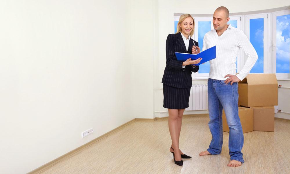 Принять квартиру от застройщика