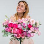Доставка любимых цветов как женщинам, так и мужчинам
