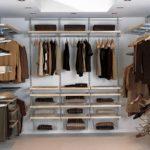 Как выбрать гардеробную